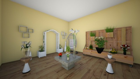 garden store - by andani