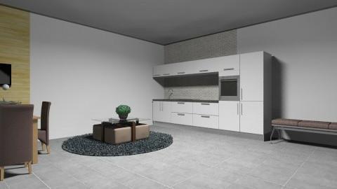 nnnnnnt5g - Kitchen - by Amit Orgil