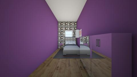 Futre edroom  - Modern - Bedroom - by abdul qadir patel