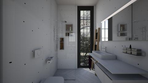 Casa167Bathroom - Classic - Bathroom - by nickynunes