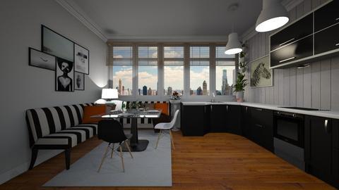 285 Kitchen - by Agata_ody