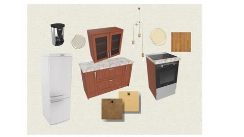 kitchen - by siposnora