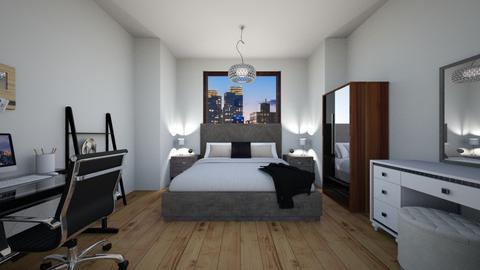 Modern Bedroom Luxury - Modern - Bedroom - by rlav2