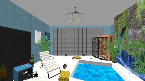 piscina 2  - by loredanamateiu