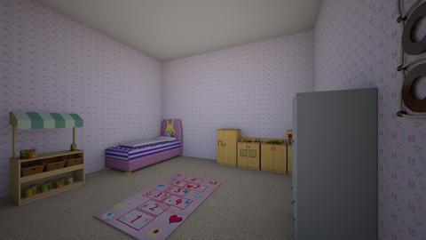 kids room - Kids room - by nore199