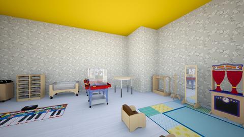 Ally Warnock - Kids room - by VGHWBUPRYCRKJJKCGWFVRLMTEBTUUNA