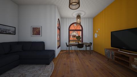 Clock - Classic - Living room - by Twerka