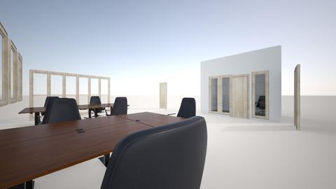Kantoor Driessen oud - Modern - Office - by vanloonja
