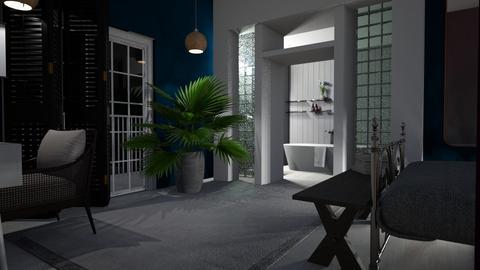 ensuite - Bathroom - by Ripley86