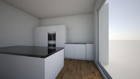 keuken - Kitchen - by ashbixx