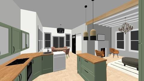 McCarty Kitchen - Kitchen - by elizabeth_mccreight