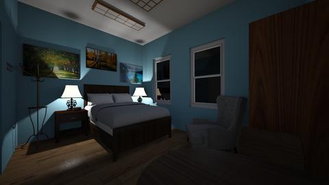 Single Rehab Bedroom 2 - Bedroom - by SammyJPili