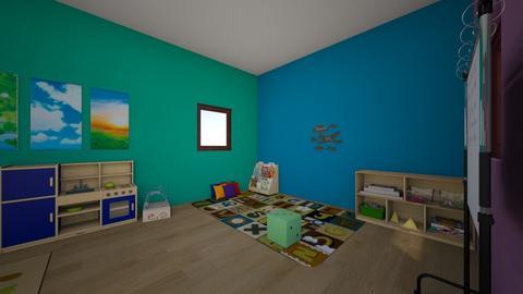 daycare - Kids room - by ambermflynn