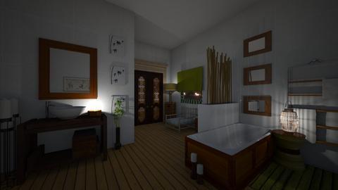 bamboo life - Bathroom - by nevenadesko