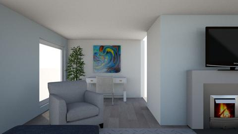 Living room NEW Angle 2 - Eclectic - Living room - by richerthanuknow