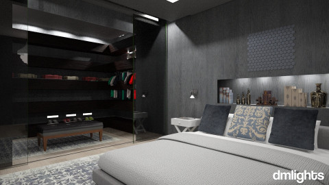 bedroom - Living room - by DMLights-user-1009483