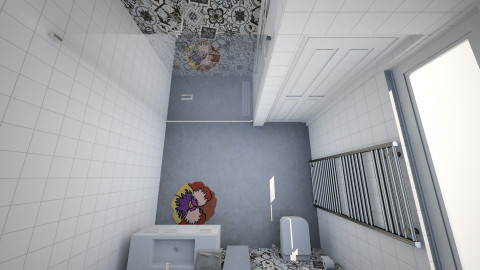 Bathroom 2 - Minimal - Bathroom - by bohdalkovakata