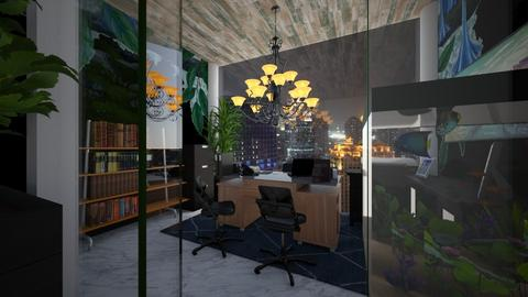 Manager Jungle - Office - by slyteryn oliver