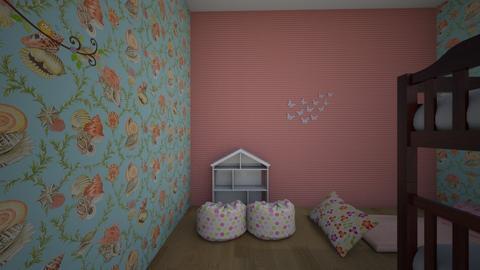 Kids bedroom - by DaniellexChadwick