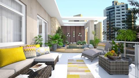 Cobertura flat - Garden - by Roberta Coelho