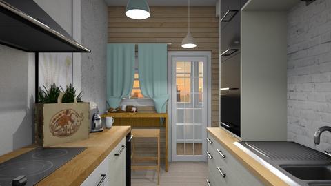5 - Kitchen - by Inna_Inas