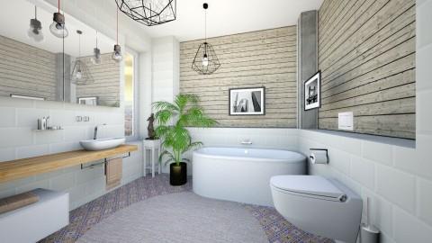 bath - Bathroom - by andaq