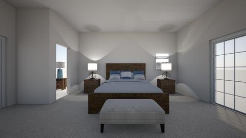 mead home - Bedroom - by jamiemead1701