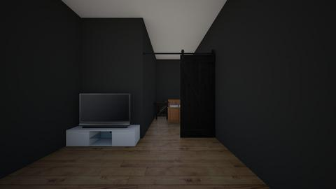lit - Bedroom - by fosterbro