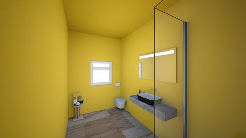 Zseni land 9 - Bathroom - by antnik