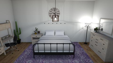 Tasi Schwenke A4 - Bedroom - by schwetas000