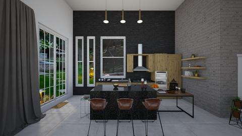 IP Artisan Kitchen - Kitchen - by despond
