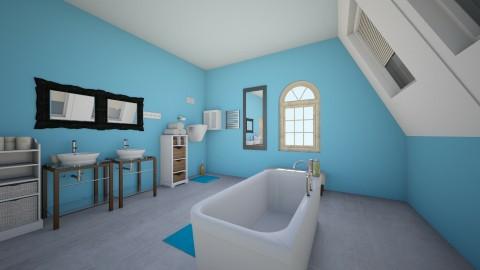 xxx - Classic - Bathroom - by Hania Majba