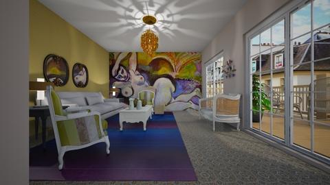 Matisse - Vintage - Living room - by Daisy de Arias