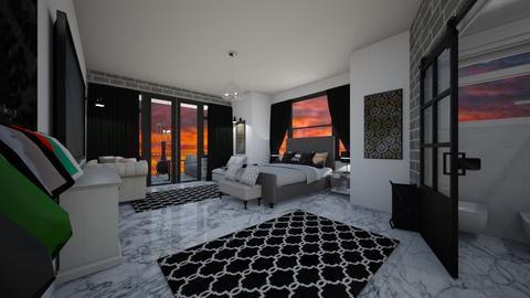 classy - Modern - Bedroom - by MSK