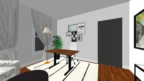 Madison Office 1 - Modern - Office - by Brooke Blankenship