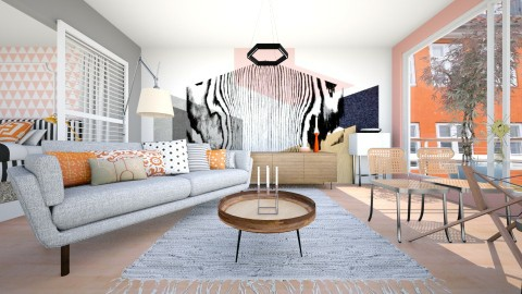 Pandora - Eclectic - Living room - by Artichoses