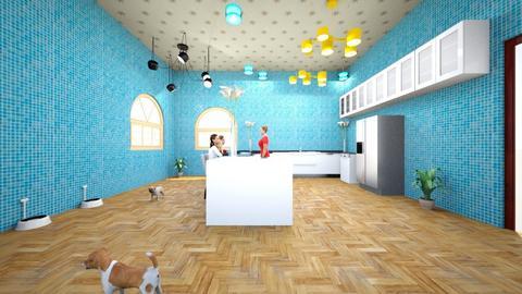Kitchen - Kitchen - by Kiaju Girl