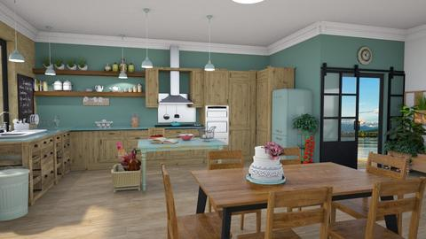 IP Artisan Kitchen - by soralobo