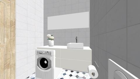 A - Bathroom - by j321