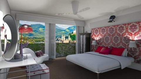 Cashmere - Bedroom - by The quiet designer