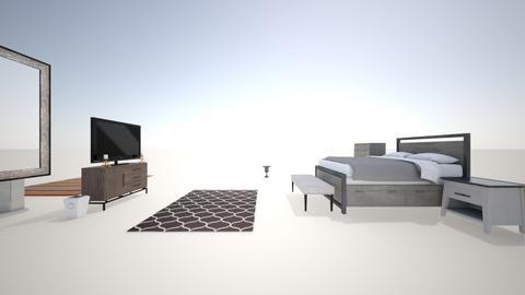 makelArt  - Bedroom - by 23whitem