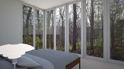 Master Bedroom ver 1 - by lesliesillcox
