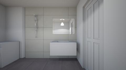 Jora Zatul - Bathroom - by islanden