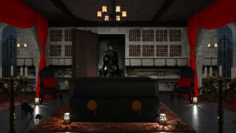 Design 341 Vampire Crypt - by Daisy320