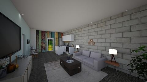 Rental  Suit - Classic - Living room - by FabulousGirl35