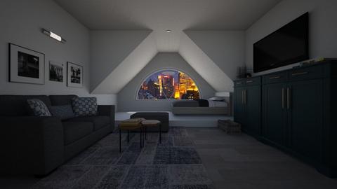 lj - Bedroom - by raissasevero