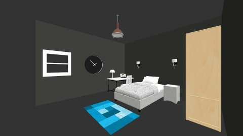 my room - by davidrousou