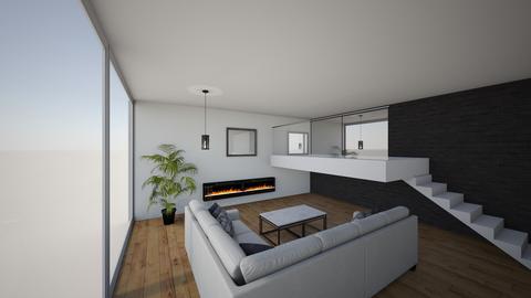 design 1 - Living room - by 23sharni