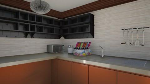 A Kitchen E - by saniya123