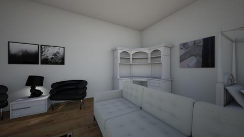 luxury bedroom 1 - Modern - Bedroom - by heyyalll